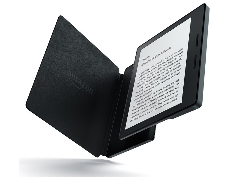 Amazon Kindle Oasis With Lightweight Body, Rechargeable Cover Launched