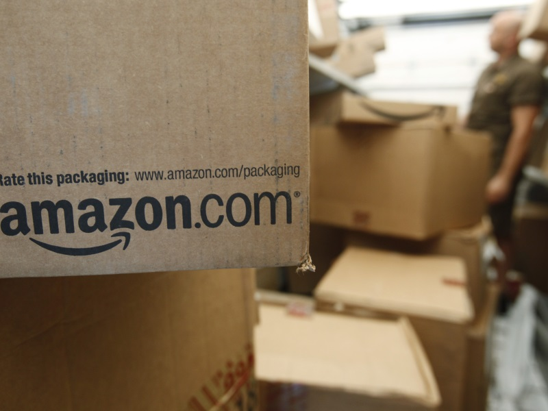 Amazon Sizes Up UK Restaurant Delivery Market