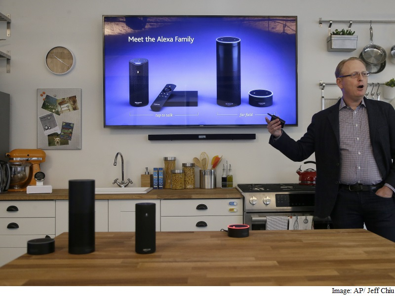 Amazon Tap, Echo Dot Alexa-Powered Devices Launched