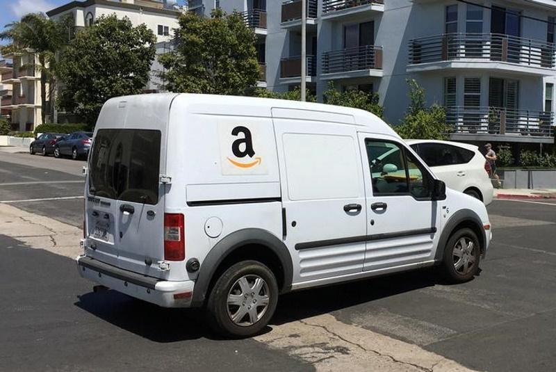 Amazon Japan Offices Raided in Antitrust Case: Report