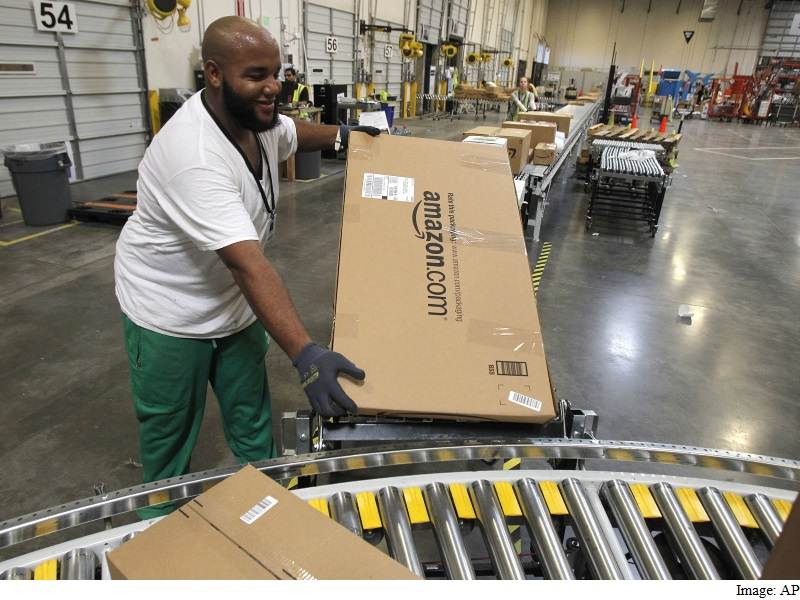 Amazon Flex: Retailer's Uber-Like Effort to Bring You Packages