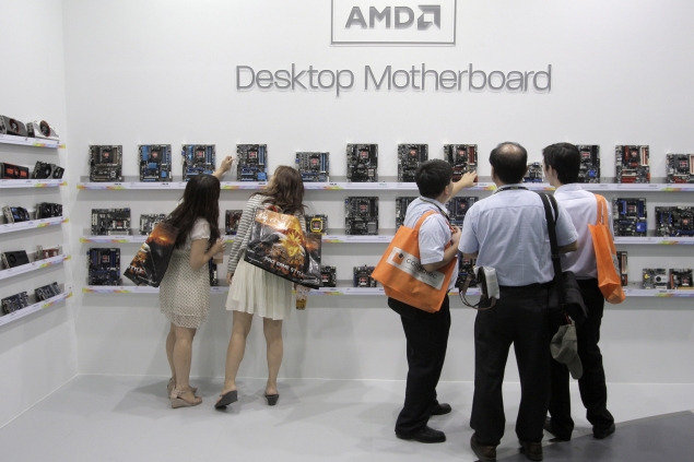 AMD CEO encouraged by Black Friday PC sales
