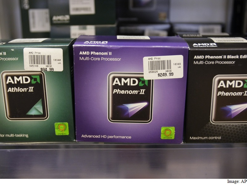 AMD to Sell Some Testing Operations, Gives Weak Revenue Forecast