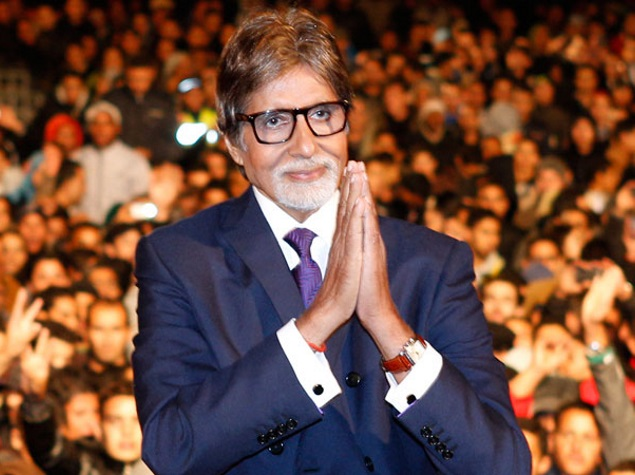 Amitabh Bachchan Given 'Social Media Person of the Year' Award by IAMAI