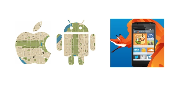 Firefox OS, Ubuntu, Tizen getting ready to take on Android, iOS