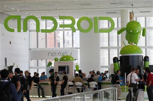 Android's smartphone marketshare rises to nearly 80 percent: IDC