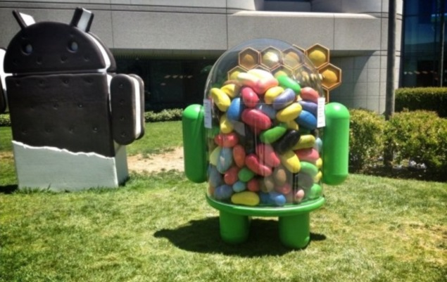 Google Nexus 7 and Nexus 4 spotted running Android 'Key Lime Pie'
