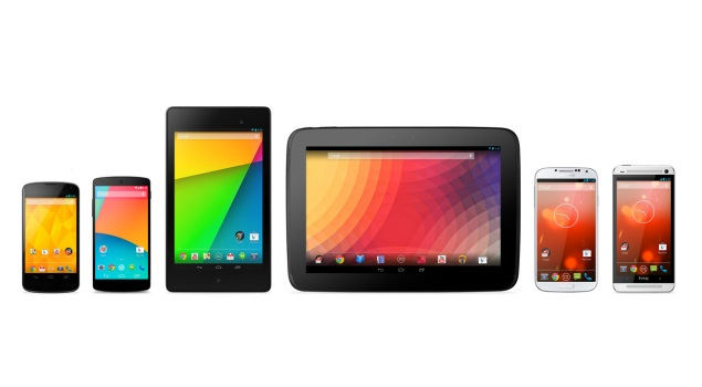 Android 4.4 KitKat coming to Nexus 4, HTC One, others; Galaxy Nexus misses out