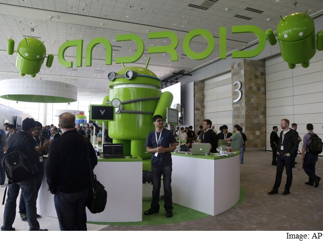 Google Making Android Version Geared for Virtual Reality: Report