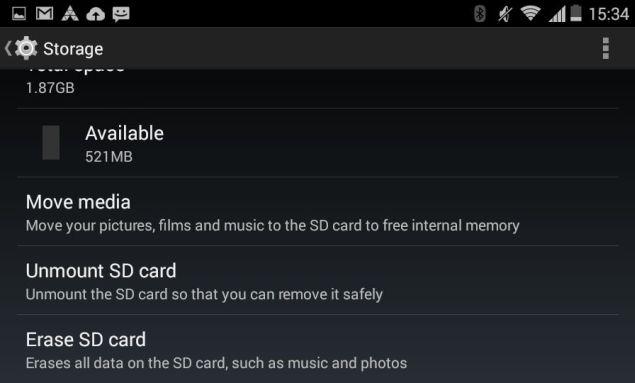 Cara Efektif Untuk Memperbaiki SD Card Rusak/Tidak Terbaca