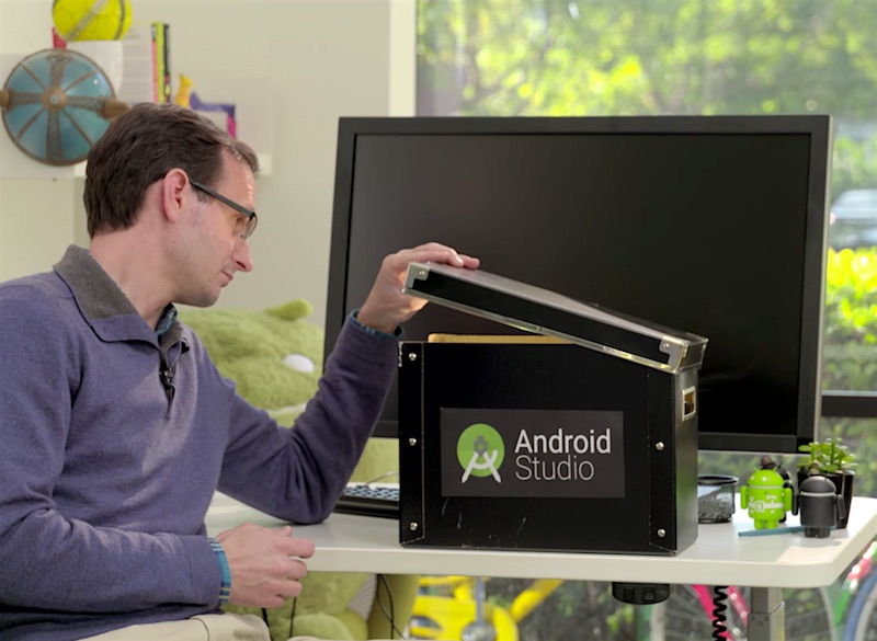 Android Studio 2.0 Preview Released With Massive Speed Improvements