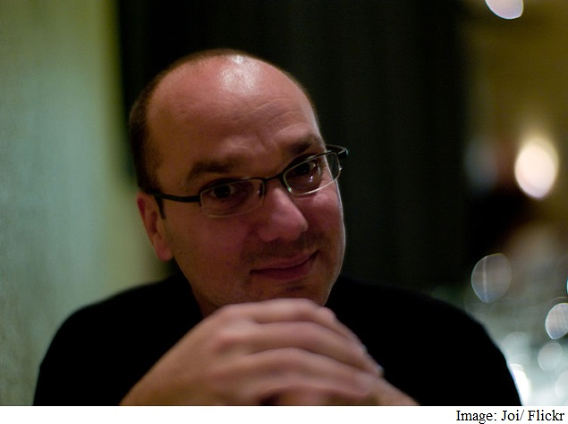 Android Co-Founder Andy Rubin to Start Smartphone Company: Report