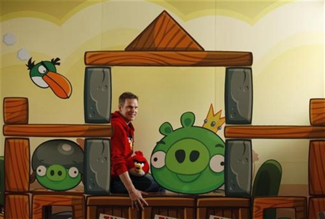 Angry Birds animated cartoon series coming this spring: Report