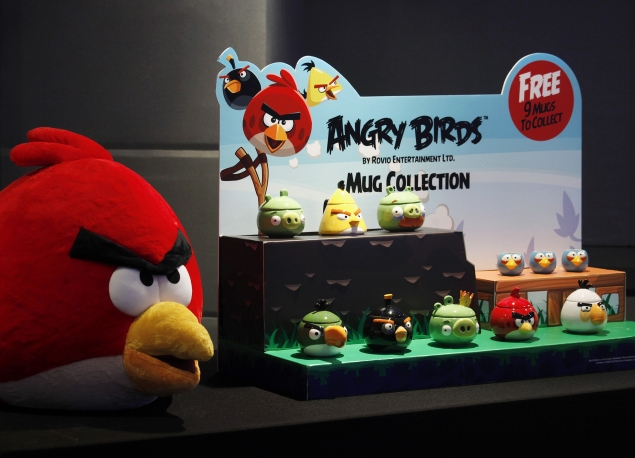 Angry Birds, YouTube, Instagram among top apps of 2012: Report