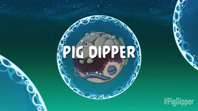 Angry Birds Space update splashes underwater with new Pig Dipper episode