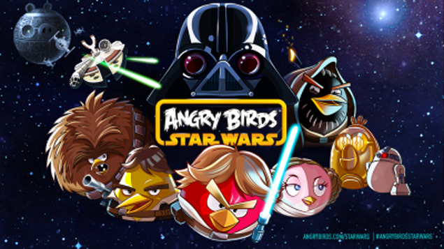 Windows Phone 8 gets Angry Birds Star Wars Hoth levels