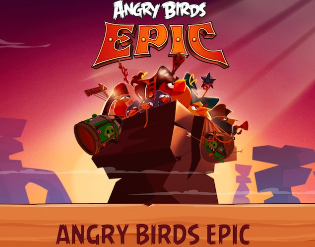 Angry Birds Epic Launching on Android and iOS on Thursday