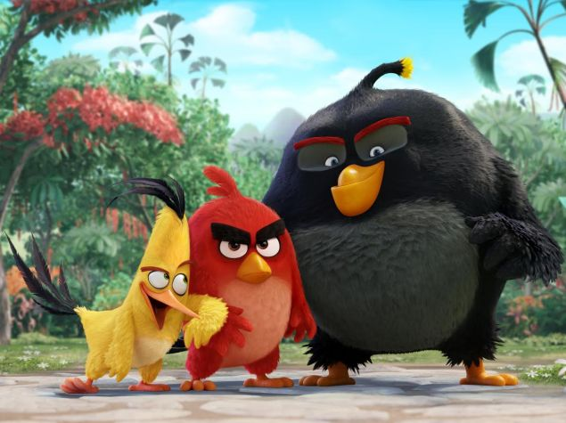 The Angry Birds Movie Looks Very Familiar - But It Doesn't Look Like Angry Birds