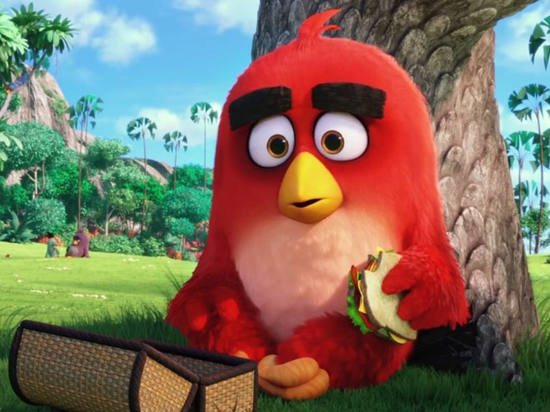 The Angry Birds Trailer Is Making Me Angry