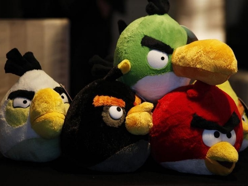 Angry Birds Maker Rovio's IPO Takes Flight in Helsinki