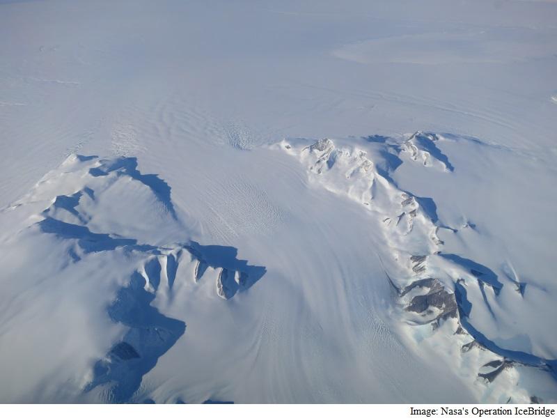 Antarctic Ice Sheet Is Gaining Mass, Claims Nasa Study