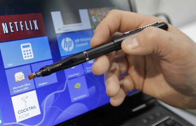'Apen Touch8' pen makes old monitors touch-ready