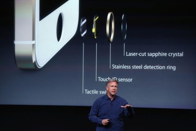 Touch ID: Inside the fingerprint scanner on Apple's iPhone 5s
