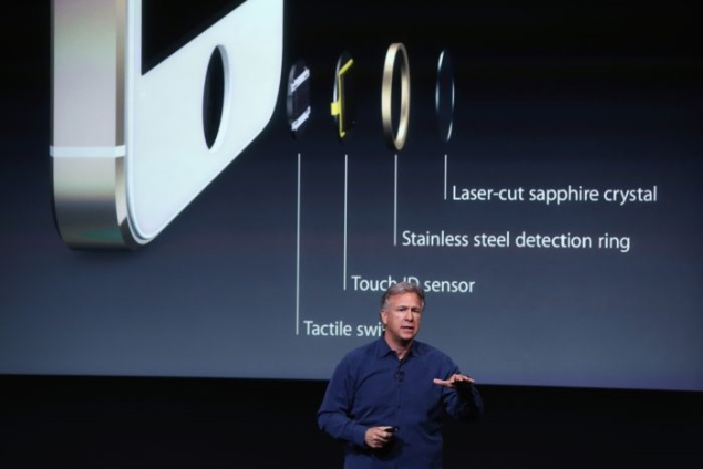 Touch ID: Inside the fingerprint scanner on Apple's iPhone 5s