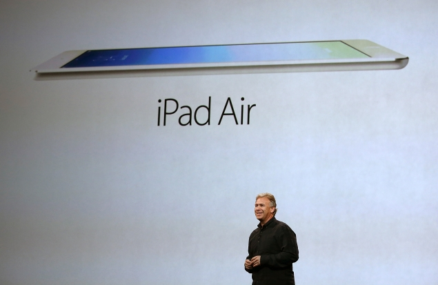iPad Air unveiled starting $499, ships from November 1