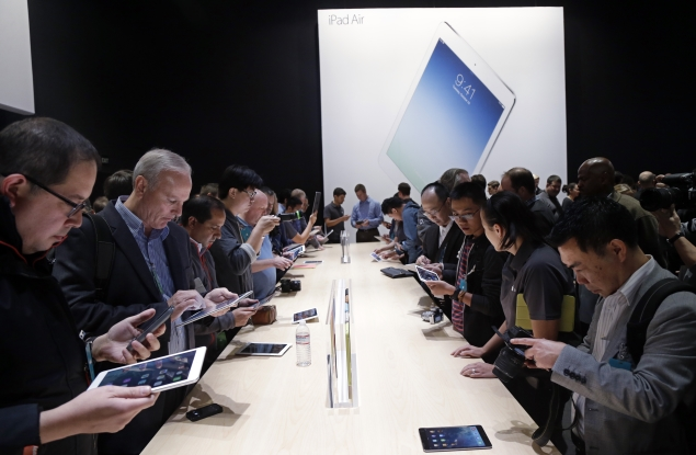 Apple under pressure to deliver 'the next big thing'