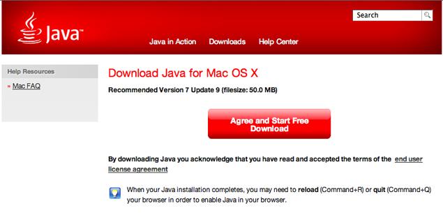 Plugin Java For Mac