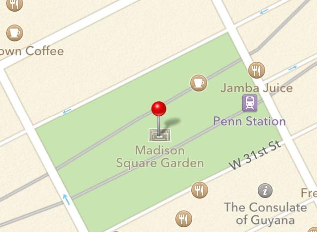 New Maps app is rare Apple goof up