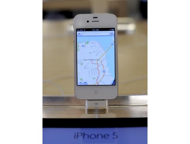Apple's Australia map glitch: Snakes! In the desert!