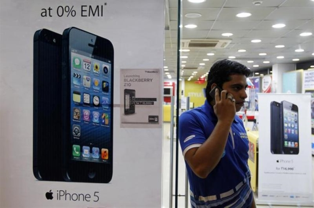 Apple could launch 5.7-inch iPhone in 2014: Report