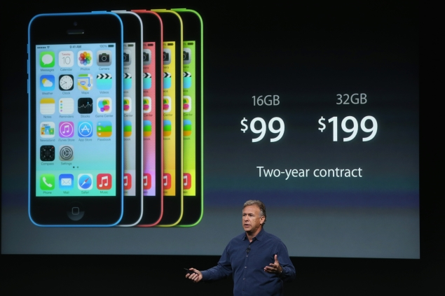Apple unveils iPhone 5c and iPhone 5s