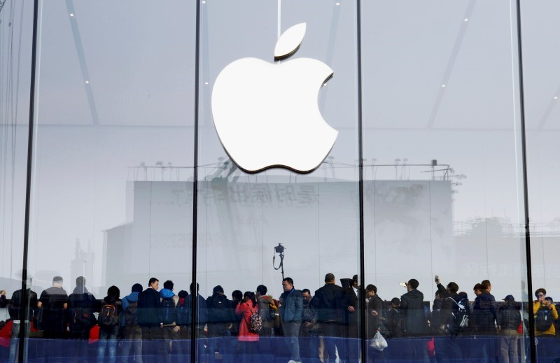 Apple Gains Silicon Valley's Backing in Government Fight