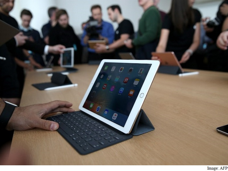 Annual Tablet Shipments in India Decline, Apple Enters Top 5 Makers: IDC