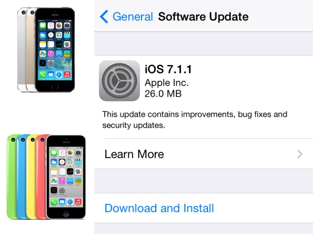 Apple patches serious 'triple handshake' bug with iOS 7.1.1, OS X updates