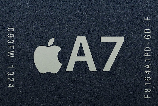 Samsung out of race to produce A8 chips for Apple: Report
