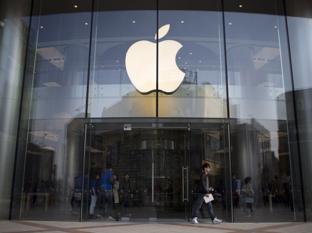 Apple Supplier Foxconn Plans New Display Facility in Taiwan