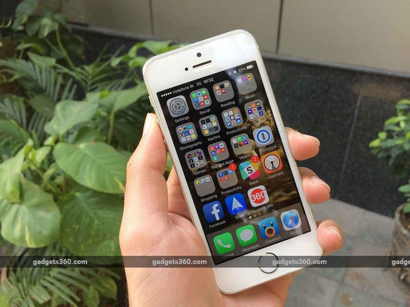 iphone 5s rating iphone 5s term review ndtv gadgets360 11235