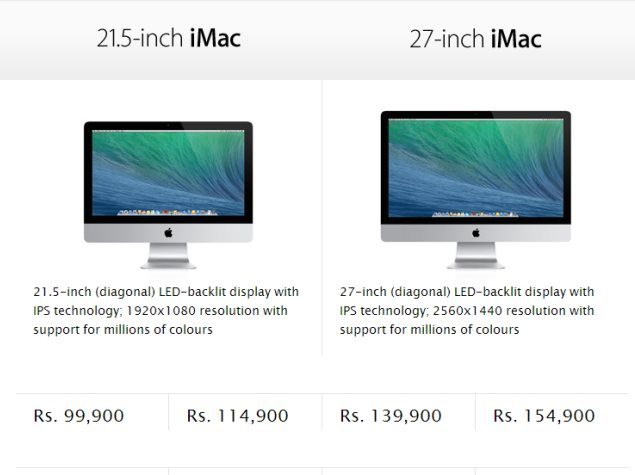 Apple to Reportedly Launch Faster, Cheaper iMacs Next Week