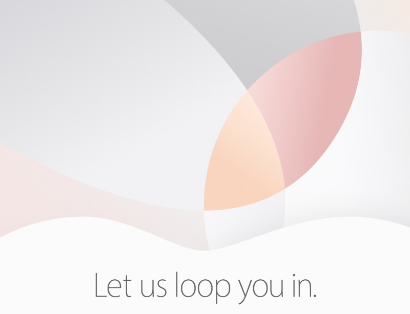 Apple Schedules March 21 Event; 4-Inch iPhone, New iPad Launch Expected