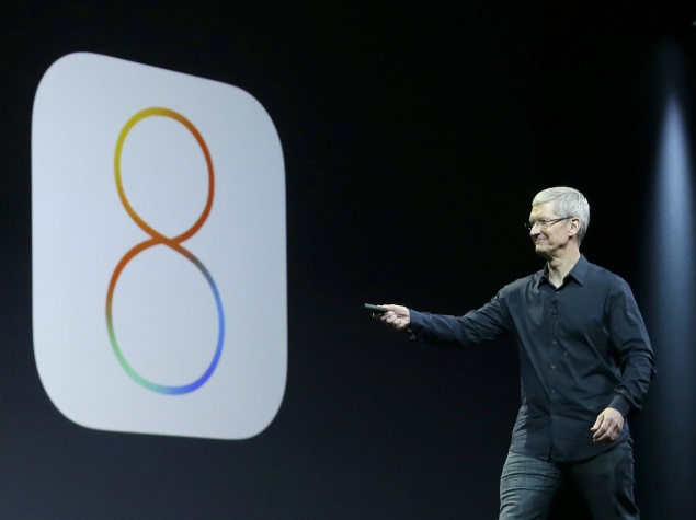 10 New iOS 8 Features Showcased at WWDC