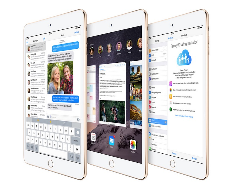 iPad, iPad Mini 2019 Refreshes Might Not Feature Face ID, iOS 12.2 Beta Suggests