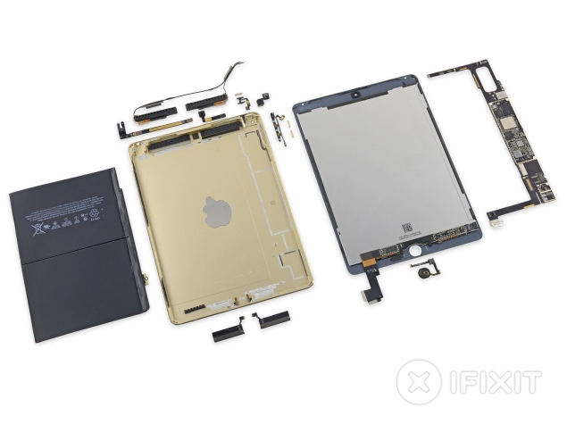 iPad Air 2 Comes With 2GB RAM, the Most for Any iOS Device Yet