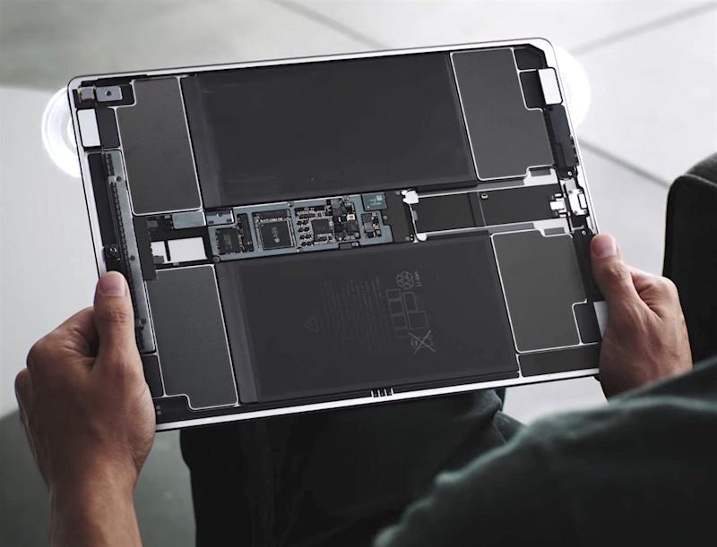 iPad Pro's A9X SoC Die Shot Reveals Dual-Core CPU, 12-Core GPU