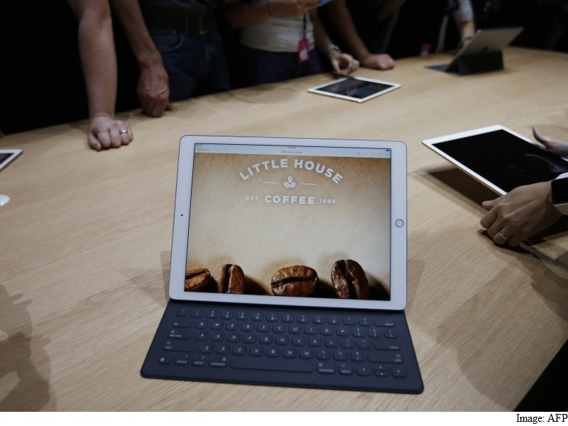 Apple Faces Hurdles as It Positions iPad Pro for Business Use