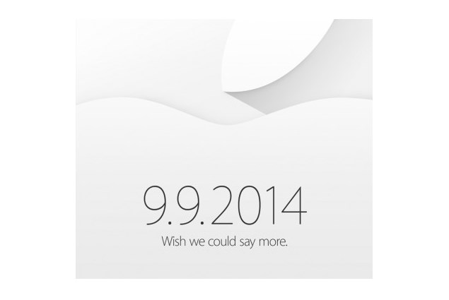 Apple Sends Invitations for September 9 Event; iPhone 6 Launch Expected