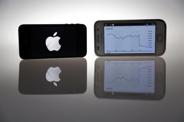 Apple, Samsung fail to settle patent case before March trial